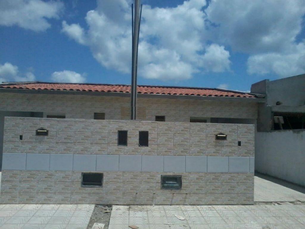 Casa residencial à venda, Municípios, Santa Rita - CA0906. de Invista Imóveis.'