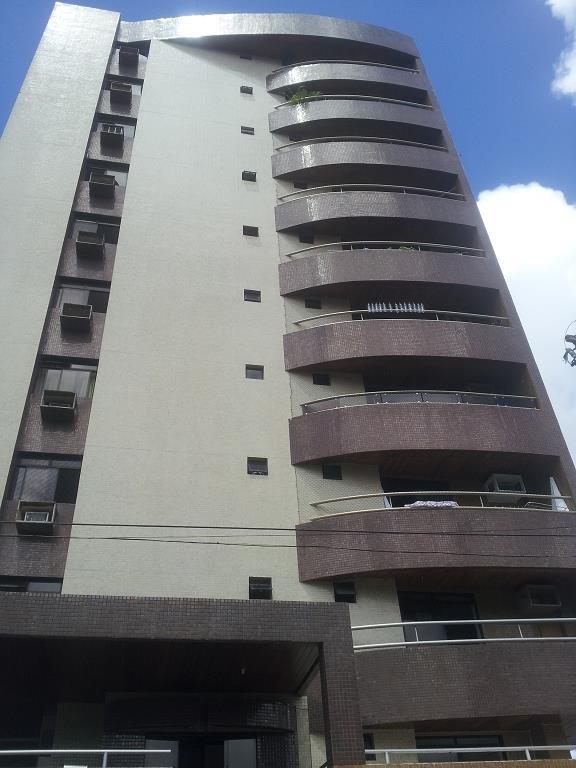 Apartamento residencial à venda, Cabo Branco, João Pessoa - AP2313.