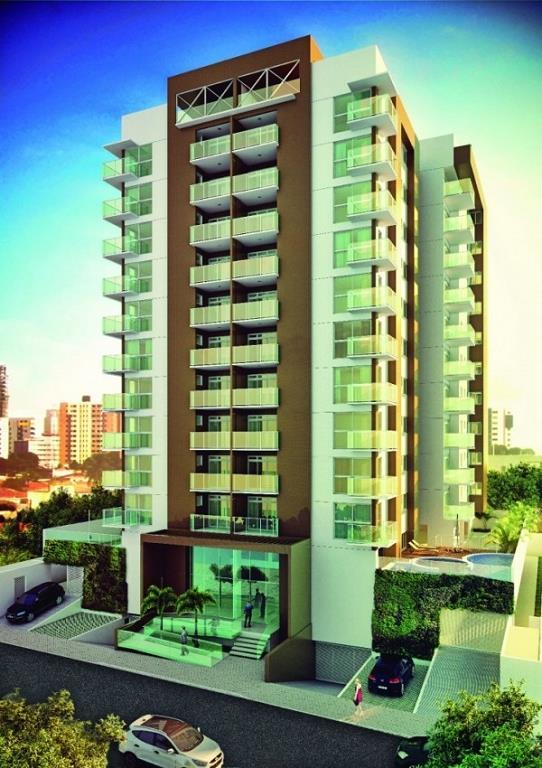 Apartamento residencial à venda, Cabo Branco, João Pessoa - AP2402.