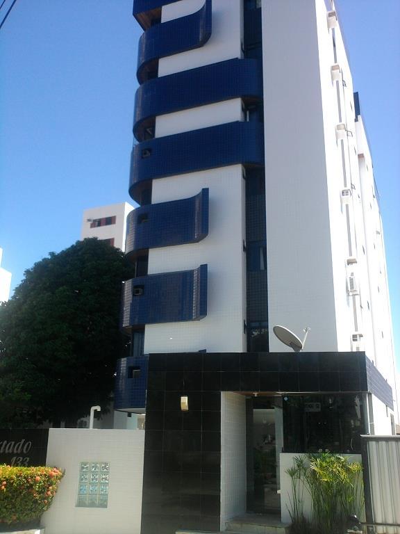 Apartamento residencial à venda, Manaíra, João Pessoa - AP2120.