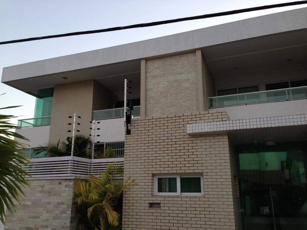 Apartamento residencial à venda, Bessa, João Pessoa - AP2783.
