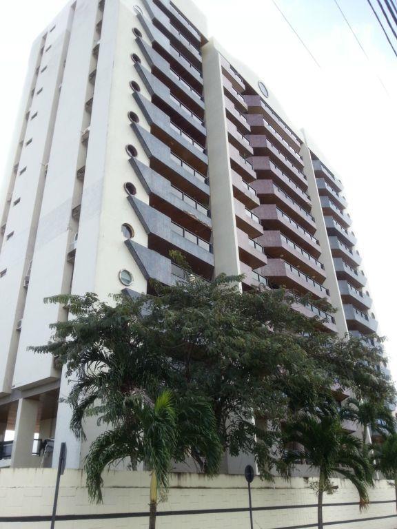 Apartamento residencial à venda, Bessa, João Pessoa - AP2908.