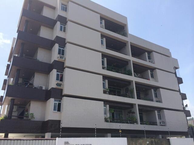 Apartamento residencial à venda, Bessa, João Pessoa - AP3394.