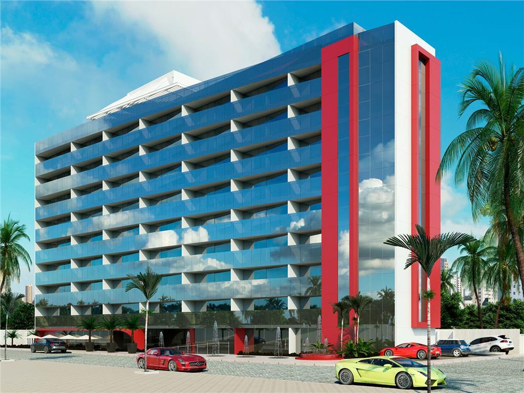 Apartamento residencial à venda, Intermares, Cabedelo - AP3227.