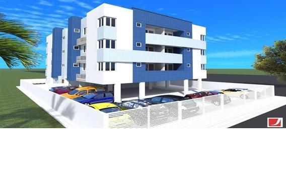 Apartamento residencial à venda, Cristo Redentor, João Pessoa - AP3317.