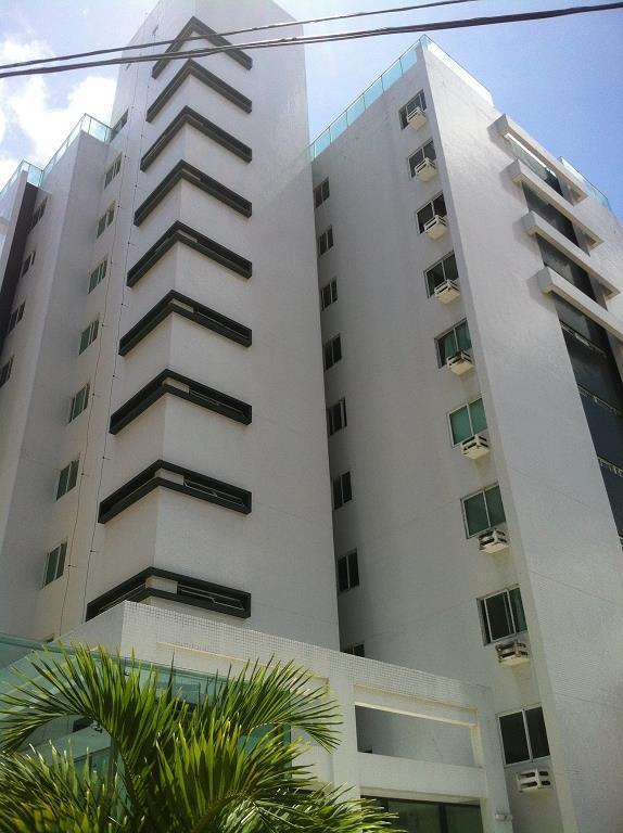 Apartamento residencial à venda, Tambaú, João Pessoa - AP2619.