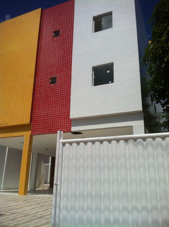 Apartamento residencial à venda, Jardim Cidade Universitária, João Pessoa - AP2823.