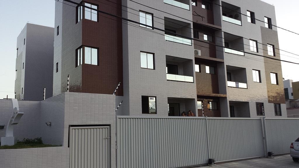 Apartamento residencial à venda, Bancários, João Pessoa - AP2729.