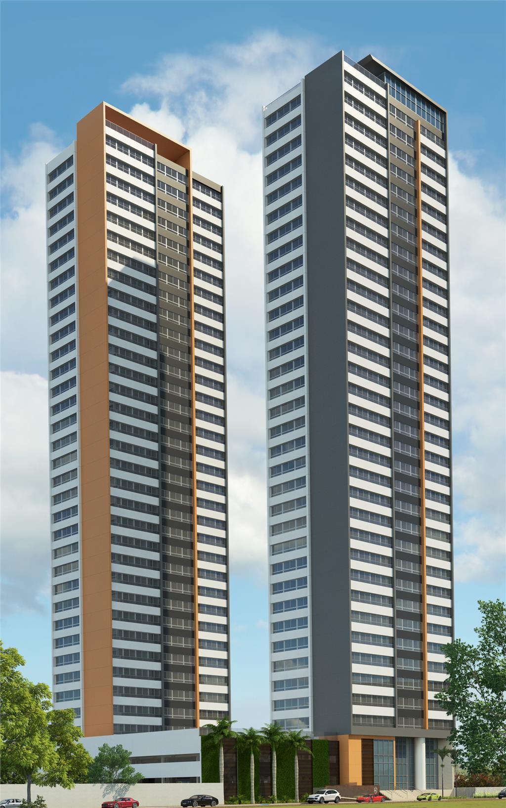 Apartamento residencial à venda, Manaíra, João Pessoa - AP3637.