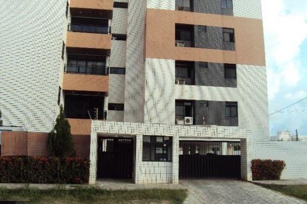 Apartamento residencial à venda, Bessa, João Pessoa - AP2253.