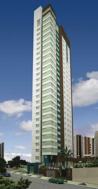 Apartamento residencial à venda, Miramar, João Pessoa - AP2303.