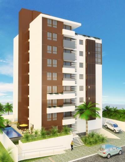 Apartamento residencial à venda, Intermares, Cabedelo - AP2931.
