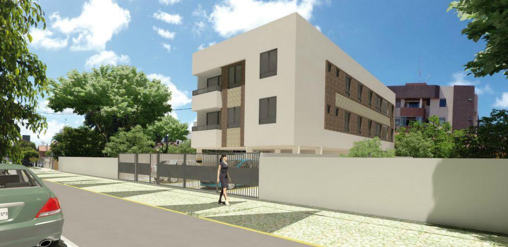 Apartamento residencial à venda, Bessa, João Pessoa - AP3462 de Invista Imóveis