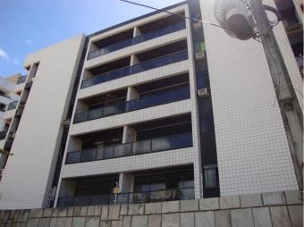 Apartamento residencial à venda, Intermares, Cabedelo - AP3230.