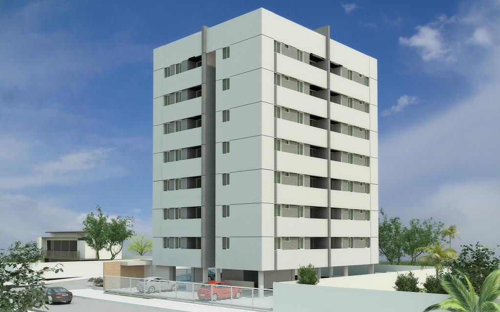 Apartamento residencial à venda, Bessa, João Pessoa - AP2675.