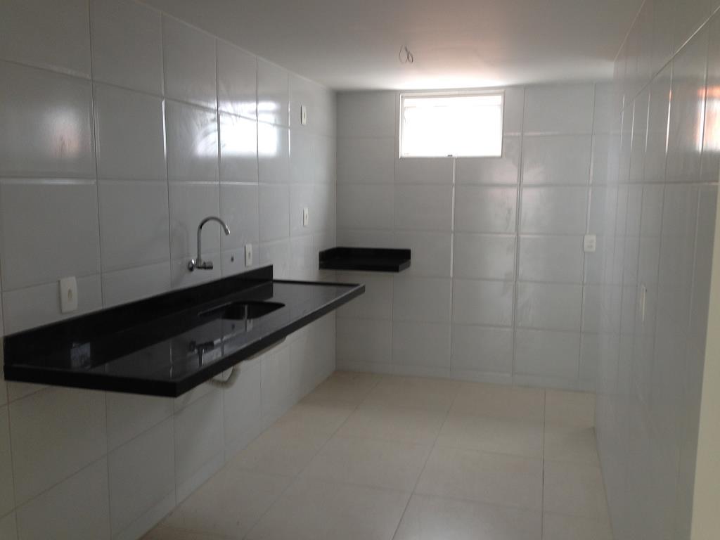 Apartamento residencial à venda, Bessa, João Pessoa - AP2746.