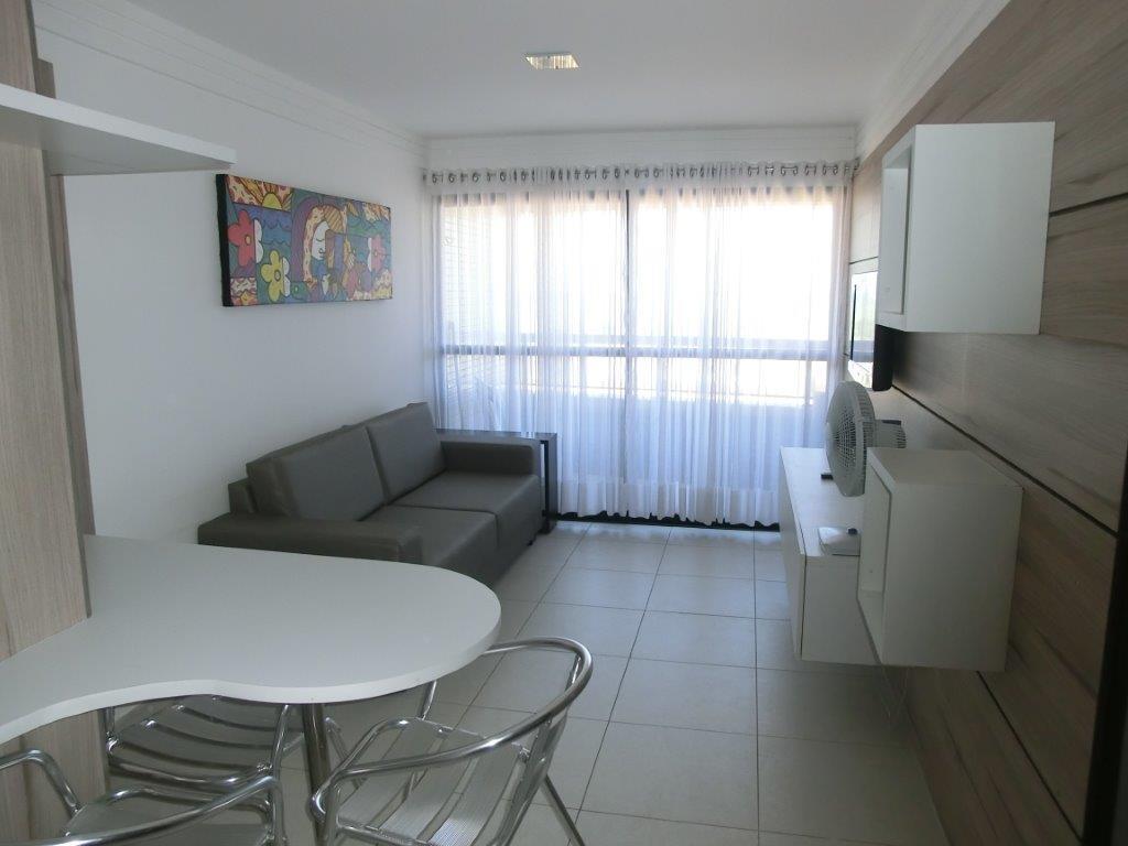 Apartamento residencial à venda, Cabo Branco, João Pessoa - AP2594.