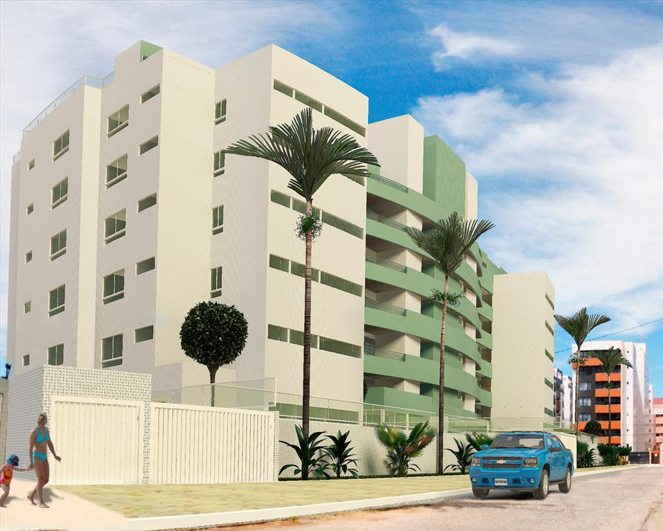 Apartamento residencial à venda, Cabo Branco, João Pessoa - AP2777.