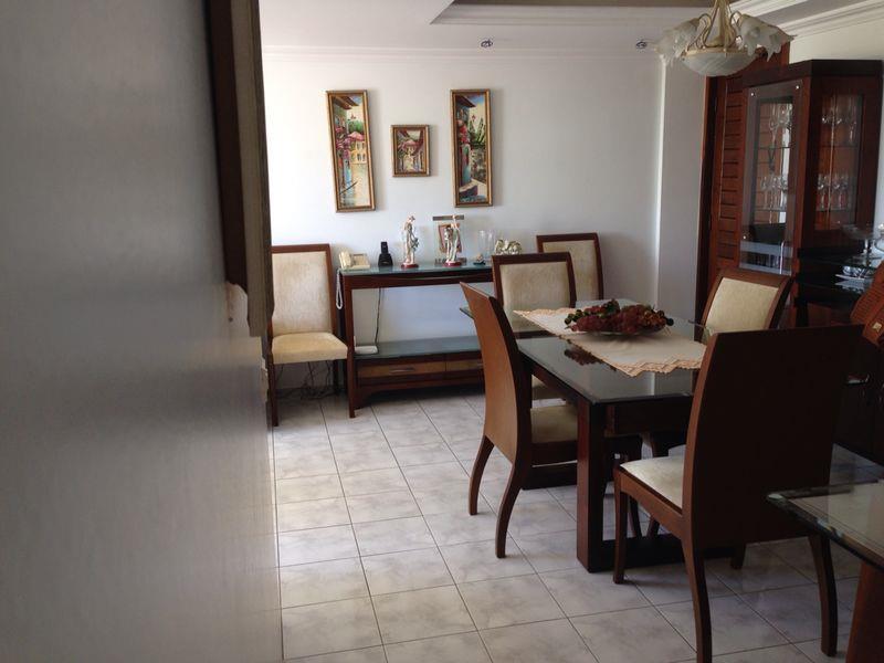 Apartamento residencial à venda, Bessa, João Pessoa - AP2679.