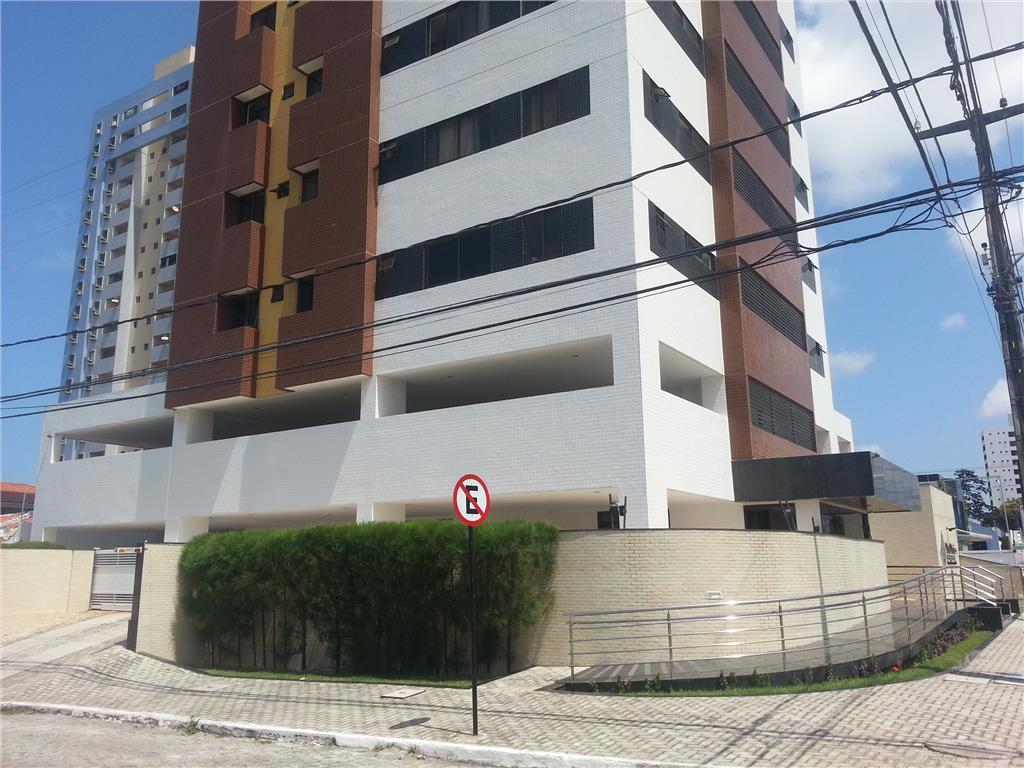 Apartamento residencial à venda, Tambauzinho, João Pessoa - AP3035.
