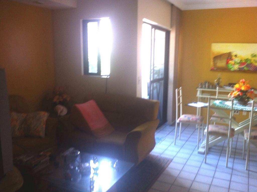 Apartamento residencial à venda, Manaíra, João Pessoa - AP2539.