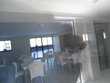 Apartamento residencial à venda, Bessa, João Pessoa - AP2337.