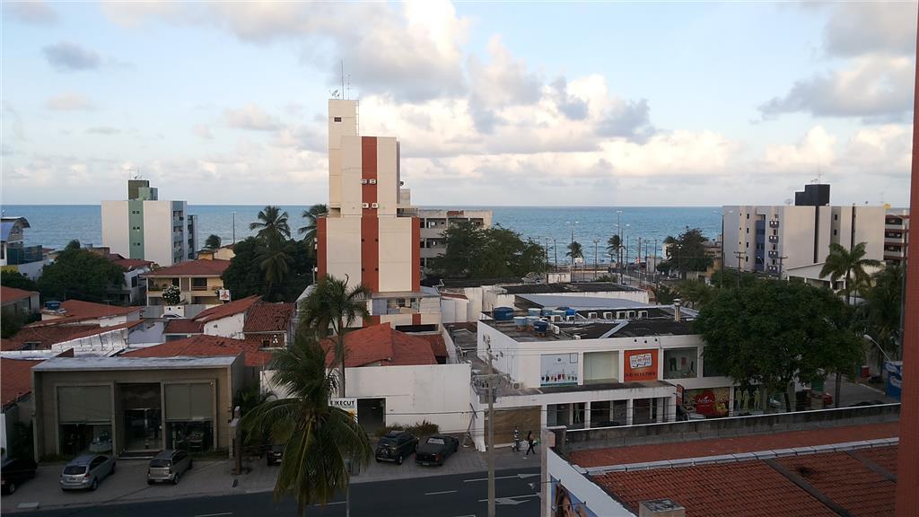 Apartamento residencial à venda, Manaíra, João Pessoa - AP3168.