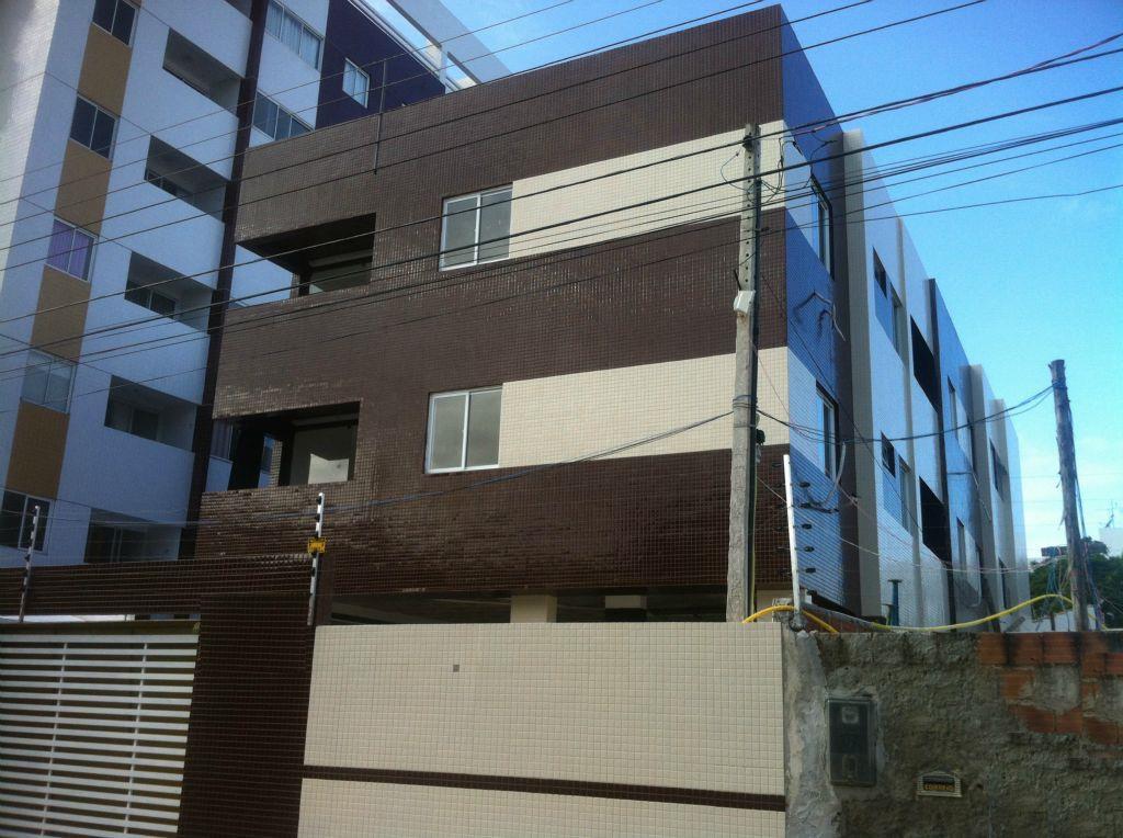 Apartamento residencial à venda, Bancários, João Pessoa - AP3032.