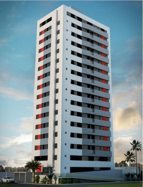 Apartamento residencial à venda, Bairro dos Estados, João Pessoa - AP2715.