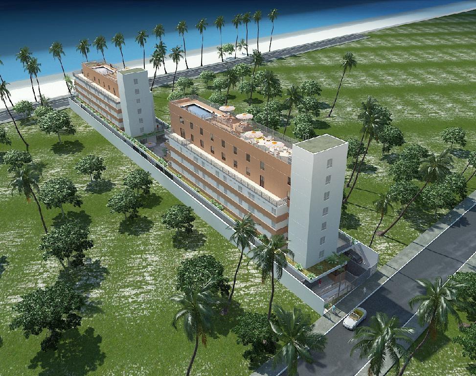 Apartamento residencial à venda, Cabo Branco, João Pessoa - AP2592.