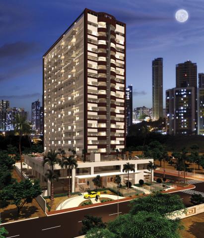 Apartamento residencial à venda, Altiplano Cabo Branco, João Pessoa - AP2387.