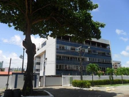 Apartamento residencial à venda, Bessa, João Pessoa - AP2371.