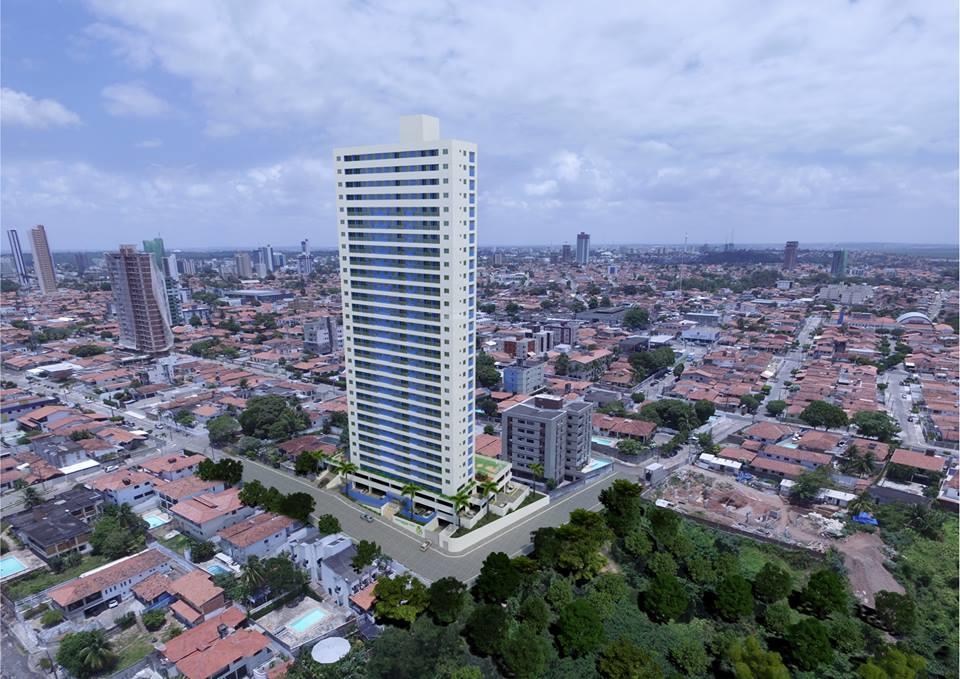Apartamento  residencial à venda, Estados, João Pessoa.