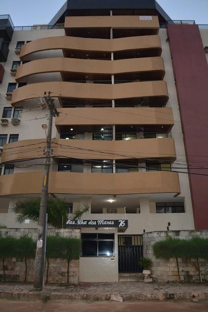 Apartamento com 3 dormitórios à venda, 146 m² por R$ 410.000 - Intermares - Cabedelo/PB