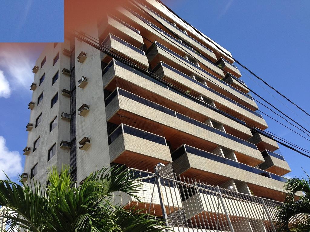 Apartamento residencial à venda, Manaíra, João Pessoa - AP2256.