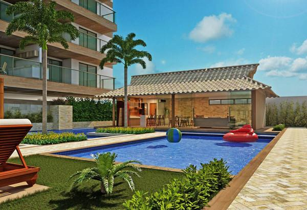 Cobertura residencial à venda, Camboinha, Cabedelo - CO0046.