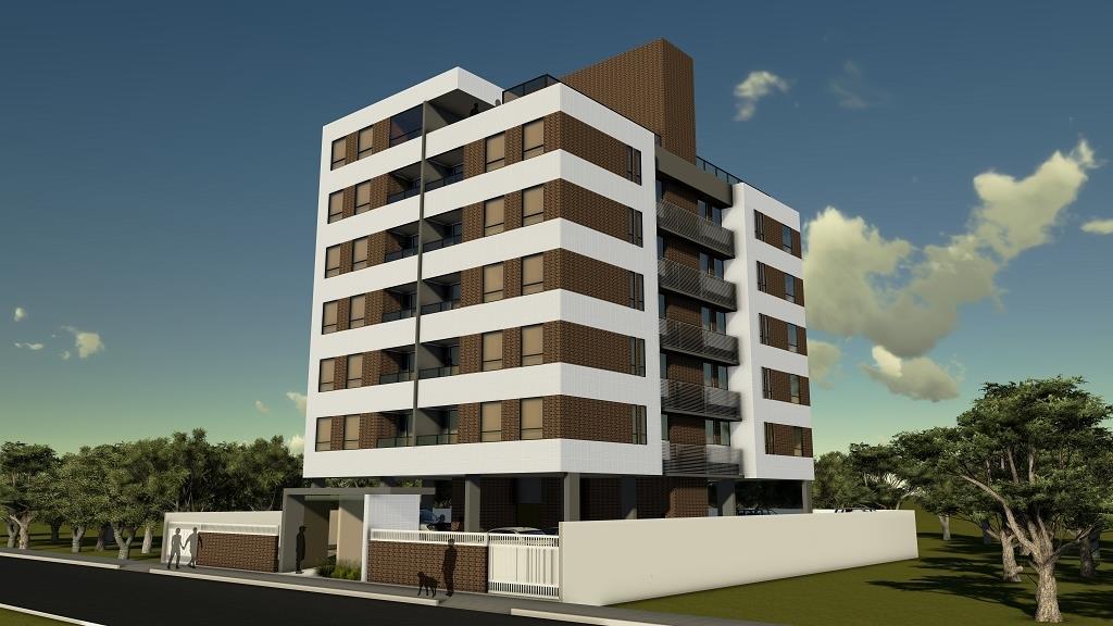 Apartamento residencial à venda, Bancários, João Pessoa - AP2671.