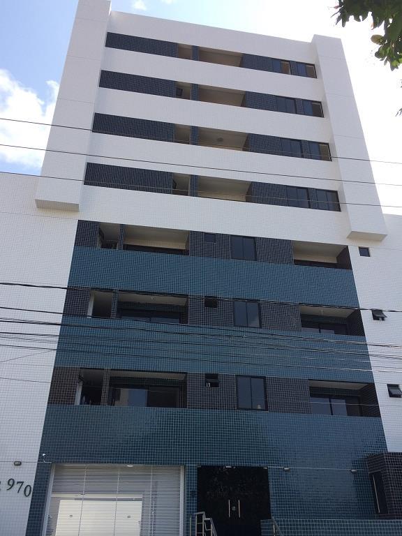Apartamento residencial à venda, Tambauzinho, João Pessoa - AP3010.