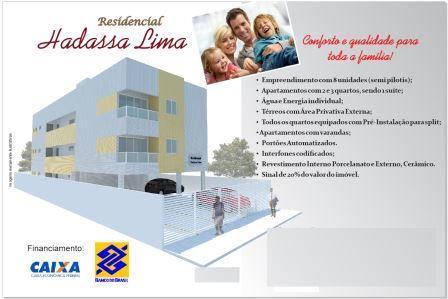 Apartamento residencial à venda, Bancários, João Pessoa - AP3332.