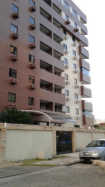 Apartamento residencial à venda, Bessa, João Pessoa - AP3131.