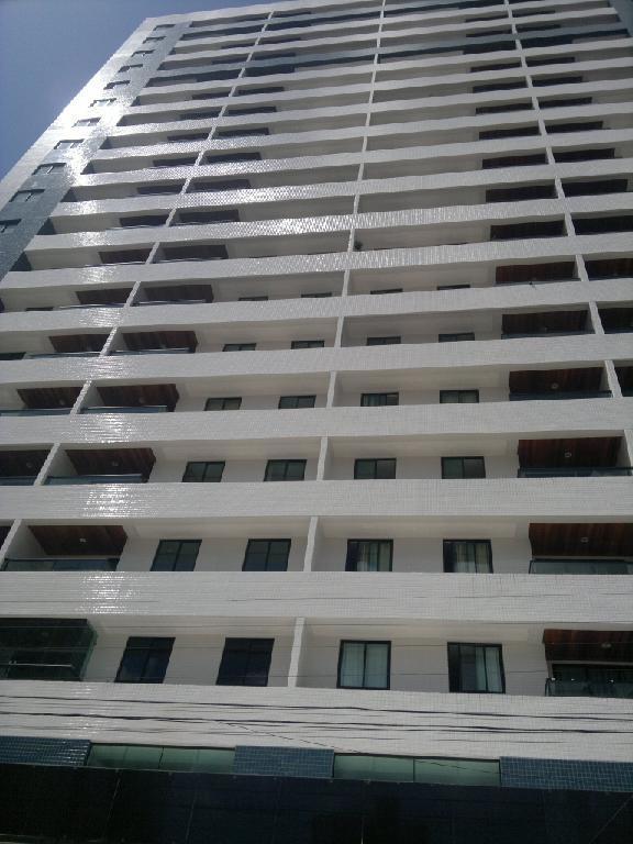 Apartamento residencial à venda, Manaíra, João Pessoa - AP24