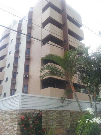 Apartamento residencial à venda, Bessa, João Pessoa - AP2970.