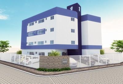 Apartamento residencial à venda, Mangabeira, João Pessoa - A de Invista Imóveis