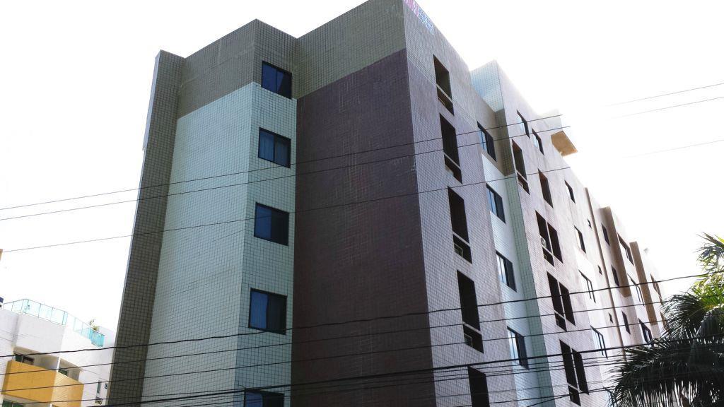 Apartamento residencial à venda, Cabo Branco, João Pessoa - AP2807.