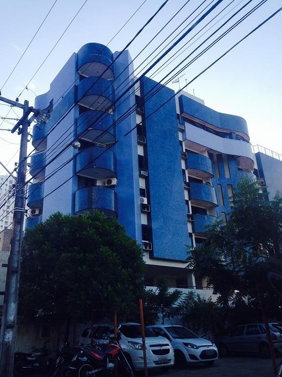 Apartamento residencial à venda, Tambaú, João Pessoa - AP288