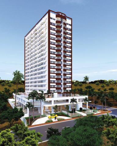 Apartamento  residencial à venda, Altiplano Cabo Branco, João Pessoa.