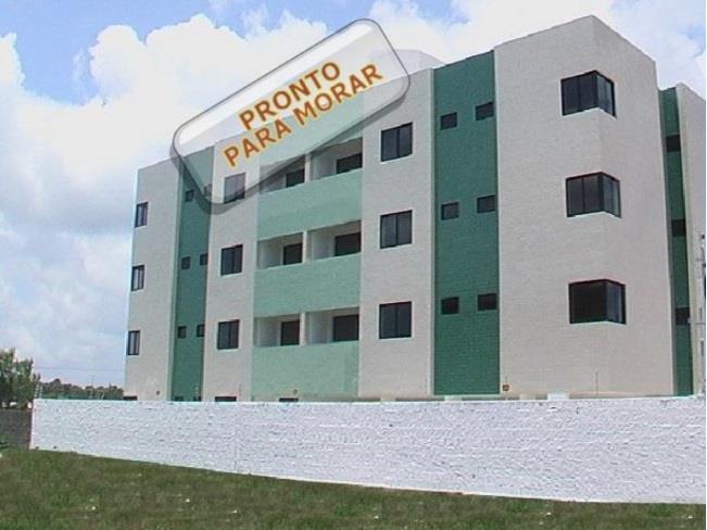 Apartamento residencial à venda, Intermares, Cabedelo - AP3007.