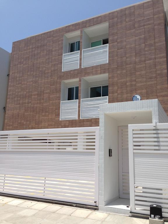 Apartamento residencial à venda, Bessa, João Pessoa - AP3180.