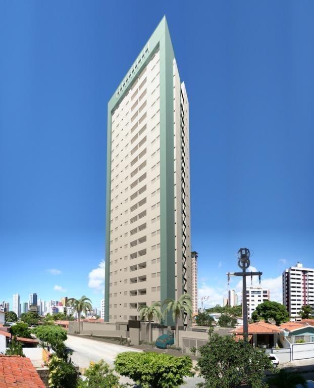 Apartamento residencial à venda, Manaíra, João Pessoa - AP2579.