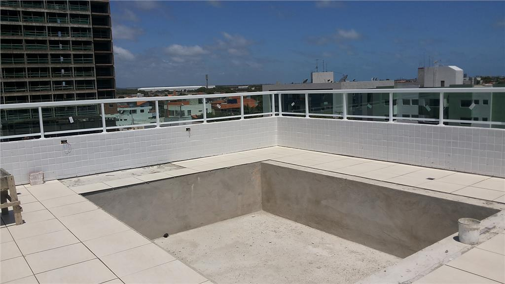 Apartamento residencial à venda, Intermares, Cabedelo - AP3254.